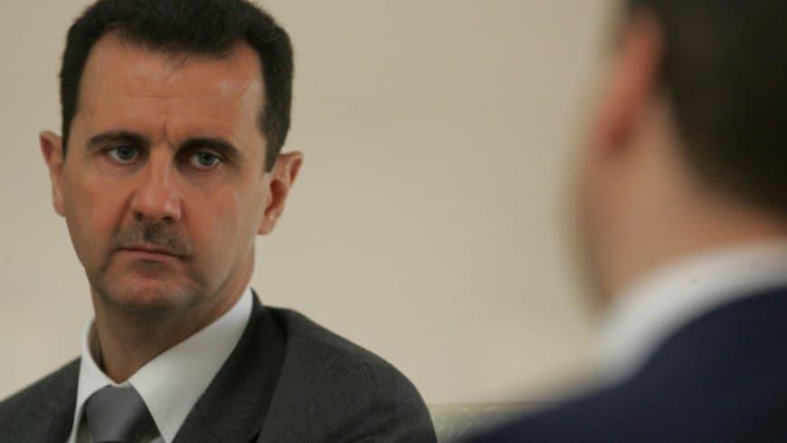 صورة مسودة اتفاق السلام بين إسرائيل والأسد.. وتفاصيل سرية تكشف لأول مرة