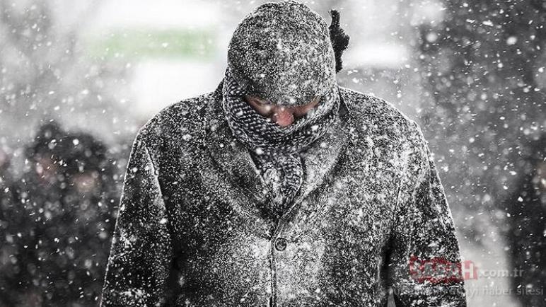 صورة بالصور: الثلوج تصل إلى ارتفاع 2 متر في هذه الولاية التركية