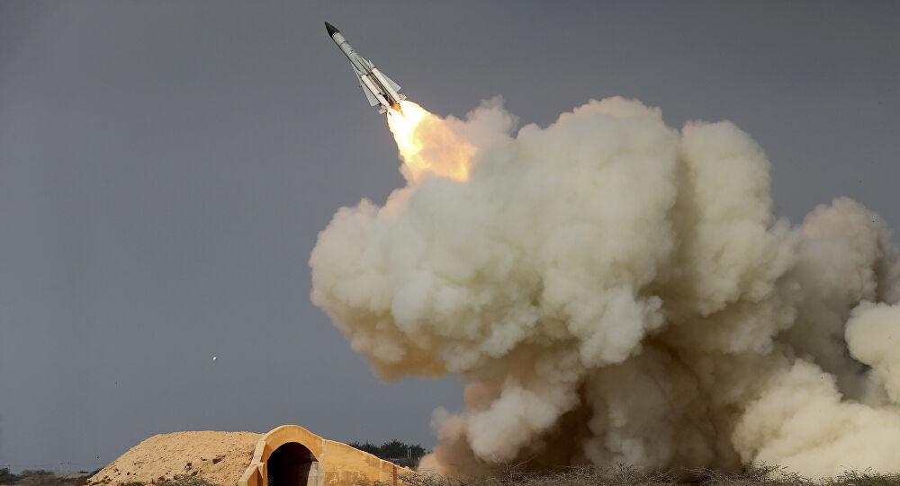 """صورة عبر اتصال مباشر مع """"بن زايد"""".. إيران: سنـ.ـضرب الإمارات إذا تعرضنا لهجـ.ـوم"""