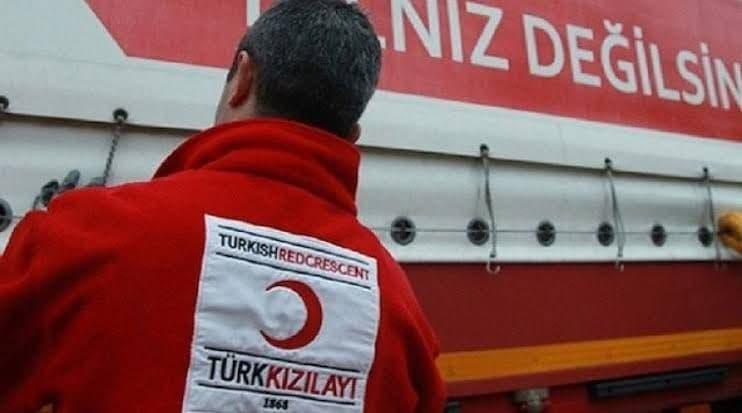 صورة التنفيذ بدأ والهلال الأحمر التركي يفرح قلوب السوريين  .. اليكم التفاصيل 👇