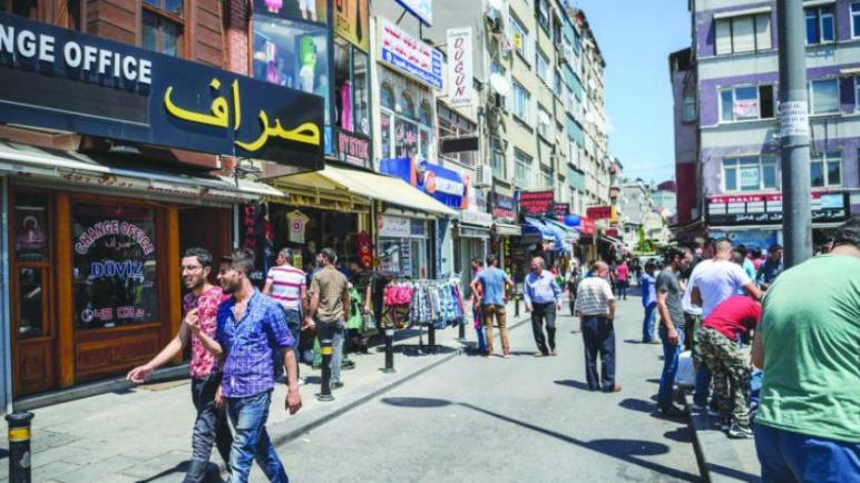 صورة بعد 9 سنوات… هكذا أصبحت أعداد السوريين في تركيا