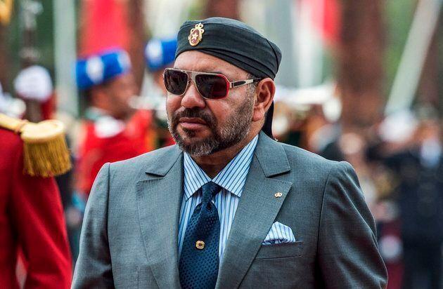 """صورة والملك محمد السادس يتجه نحو تحالف عظيم وتحرك كبير.. مدونون موريتانيون: المغرب انتصر بـ """"غـ.ـزوة الكركرات"""""""
