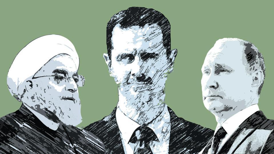 صورة رسالة أمريكية نارية لروسيا حول سوريا