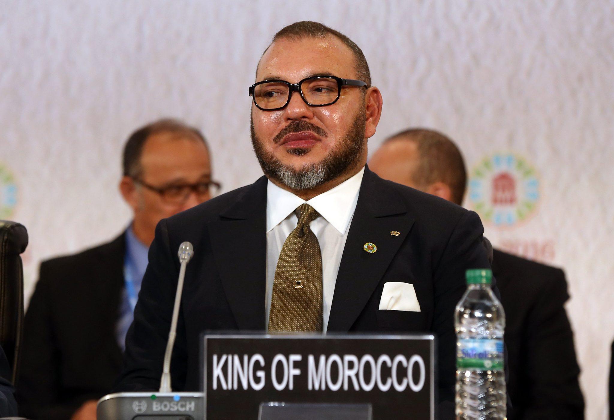 صورة مسؤول مغربي يقلب الأمور رأسا على عقب