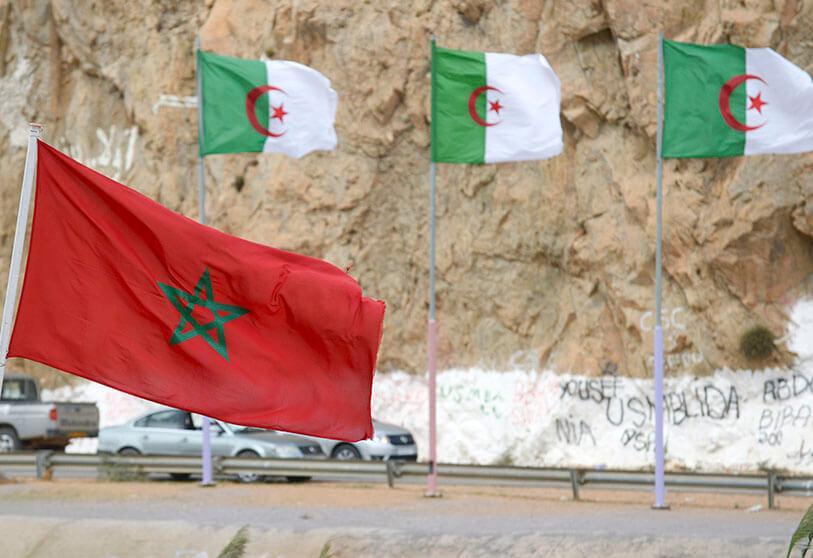 """صورة المغرب يمد يده للجزائر بخطوة تاريخية """"لا نريد أي مقابل"""""""