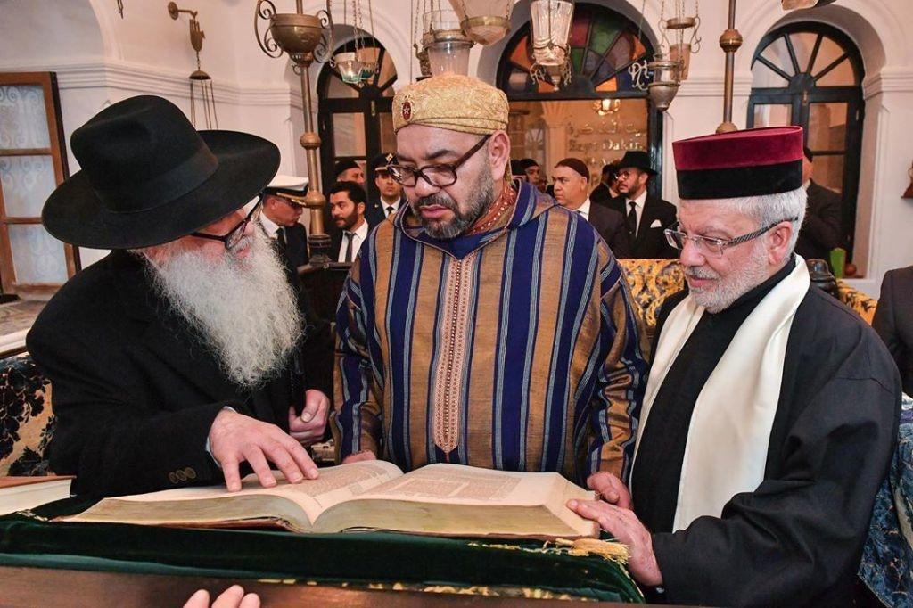 صورة يهود المغرب يحتفلون بالتطبيع.. ماذا تعرف عنهم؟