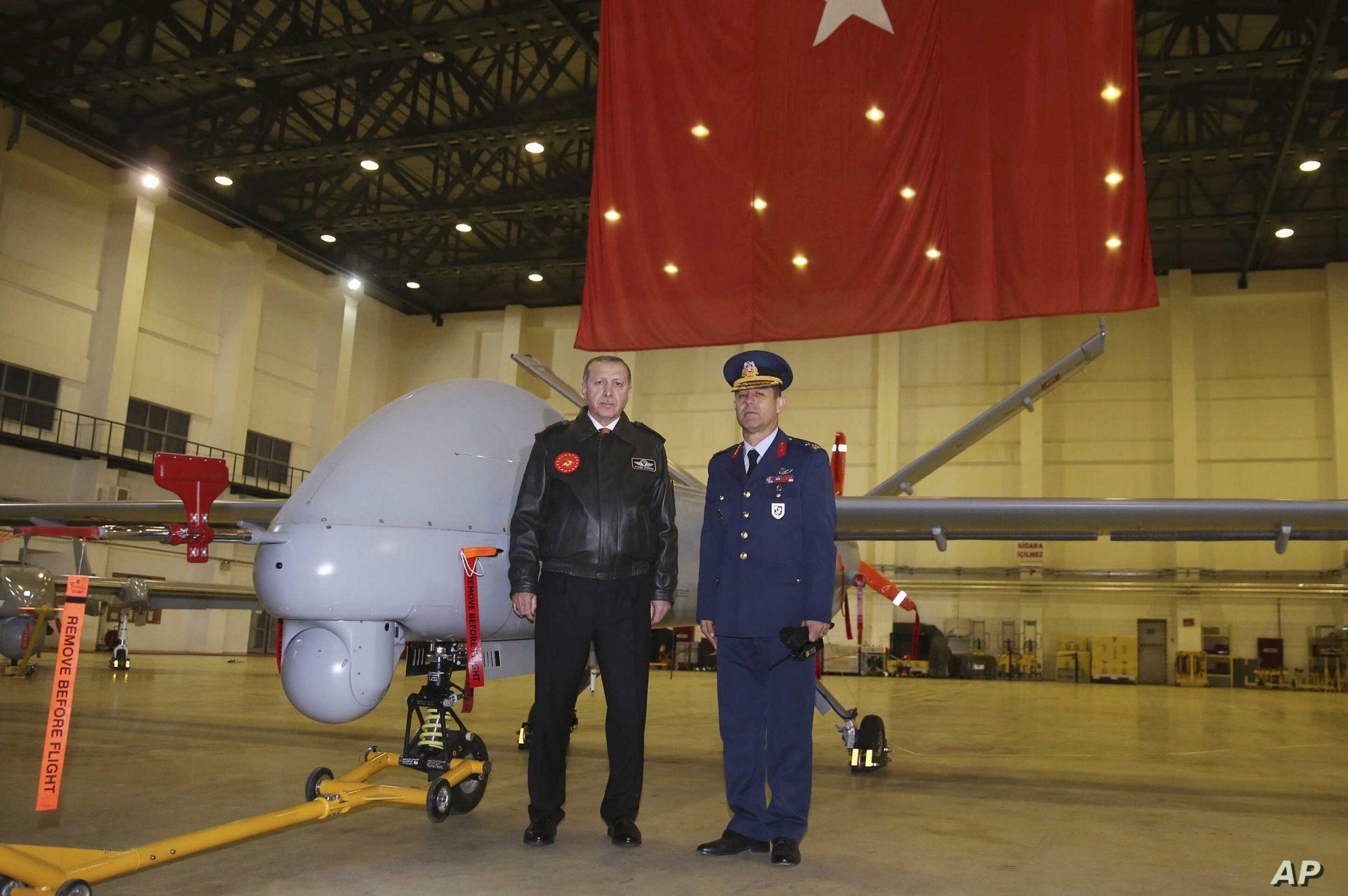 صورة من دولة مرتـ ـهنة للاستيراد إلى قوة ضاربة.. صناعات تركيا العسكرية تنقلها للعالمية- فيديو