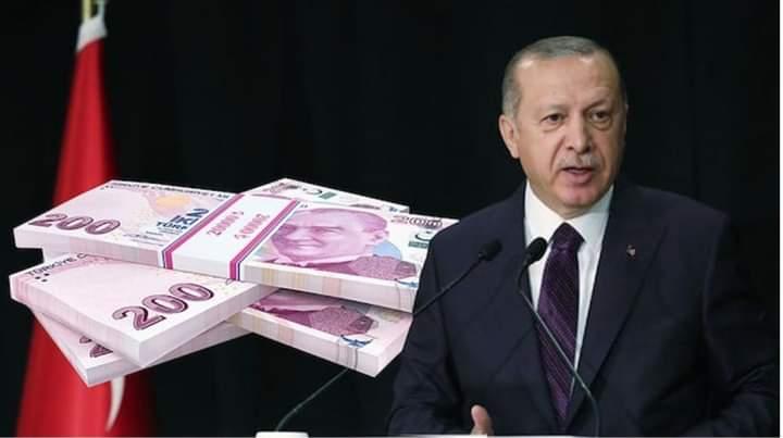 صورة الرئيس أردوغان يأمر زيادة قدرها 21.56 بالمائة بدءا من هذا الشهر .. التفاصيل