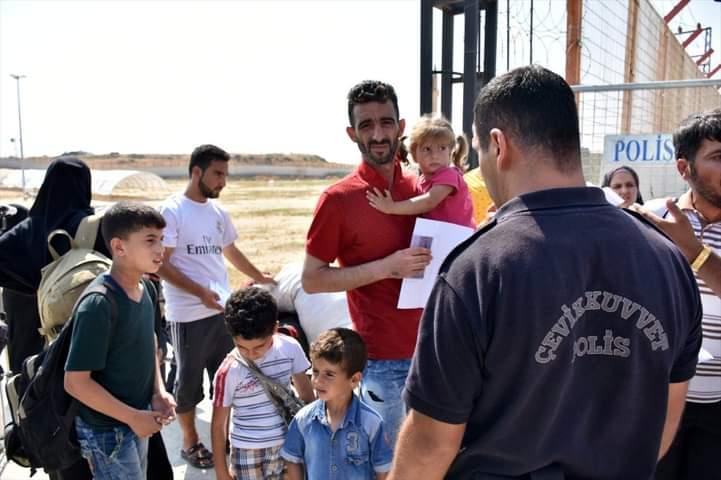 صورة الهجرة التركية تكشف عن عدد السوريين في تركيا وفي كل ولاية..قبيل عام2021