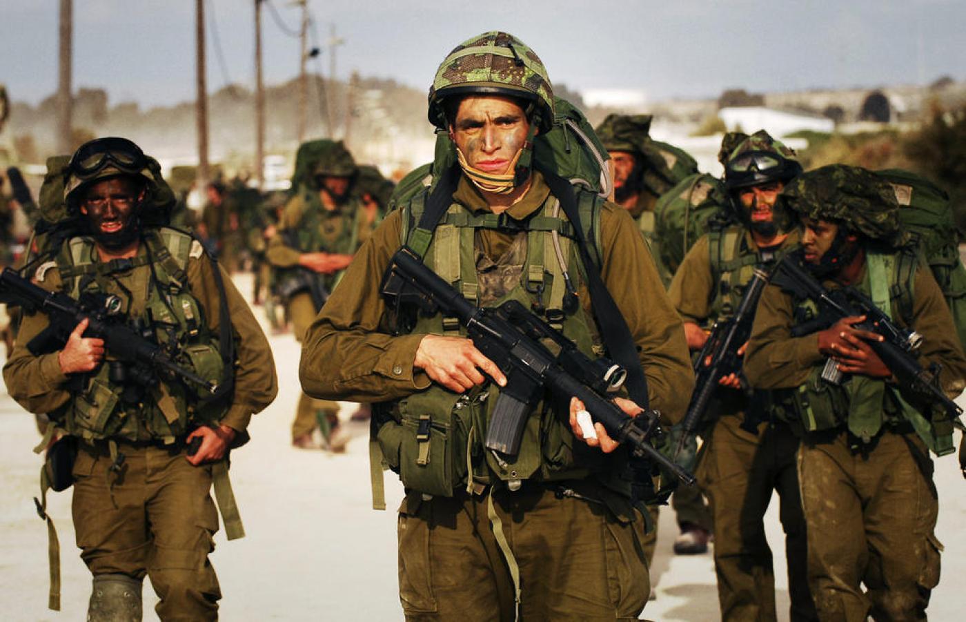 صورة دراسة: الحرب قادمة وستشمل 4 دول عربية