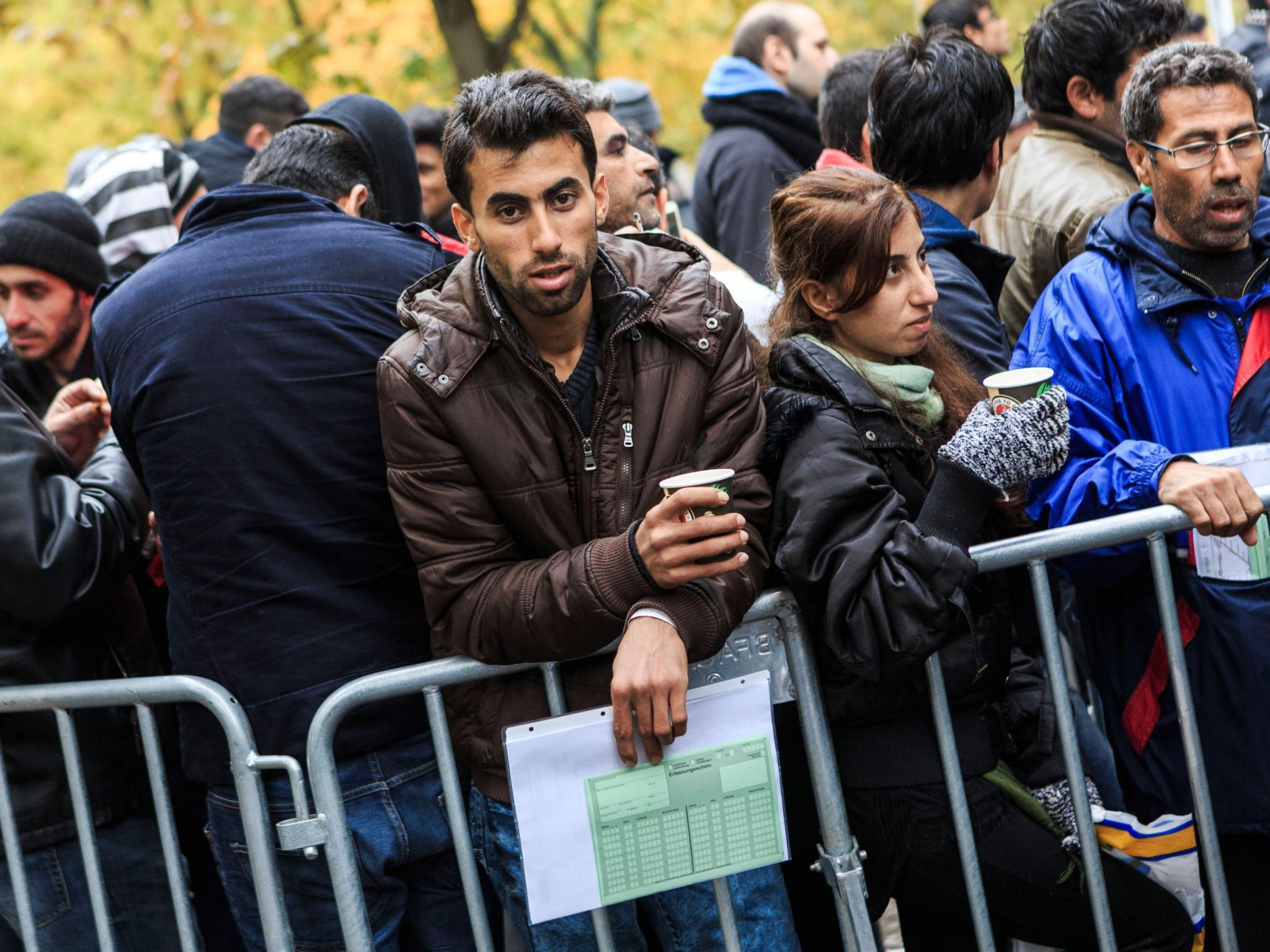 صورة ألمانيا تتخذ قرارا يخص السوريين فقط- تفاصيل