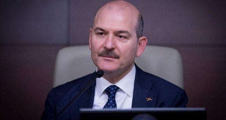 صورة هام وزير الداخلية سليمان صويلو يصرح من جديد