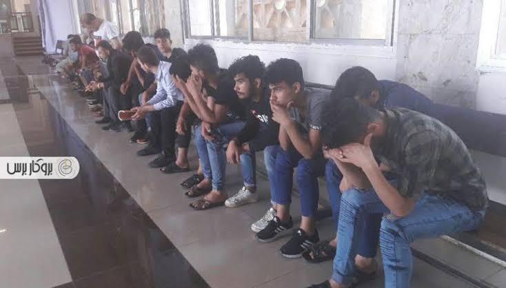 صورة ماذا فعلو.. السلطات التركية ترحل سوريين إلى إدلب