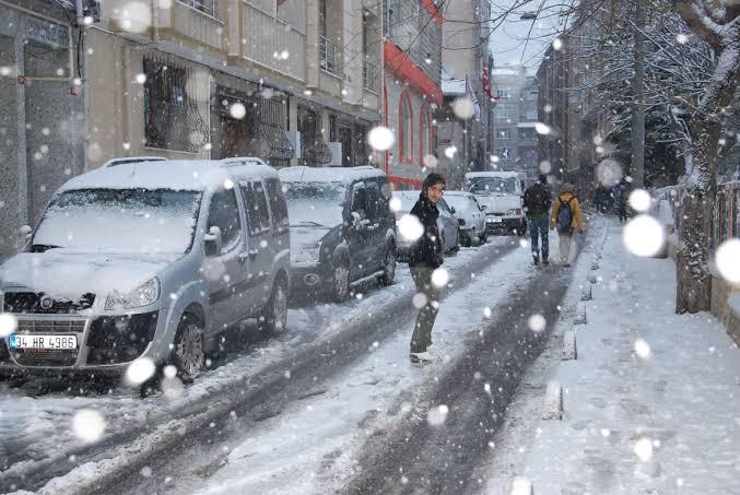 صورة تحذير عاجل من الأرصاد الجوية التركية: ستصل سماكة الثلوج إلى 40 سنتيمتر في هذه المدينة التركية.. التفاصيل