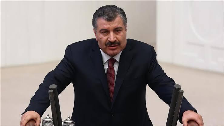 صورة عاجل  :  وزير الصحة التركي يوجه تحذيرلخمس ولايات تركية