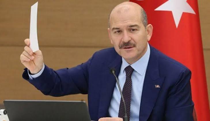 صورة بقيادة وزير الداخلية التركي.. فوز و نصر كبير للسوريين في تركيا
