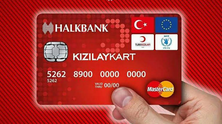 صورة بيان من الهلال الأحمر التركي بخصوص المقبولين في برنامج المساعدات المالية