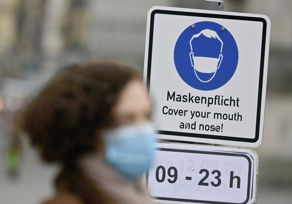 صورة المسموح والممنوع خلال الإغلاق الشامل في ألمانيا