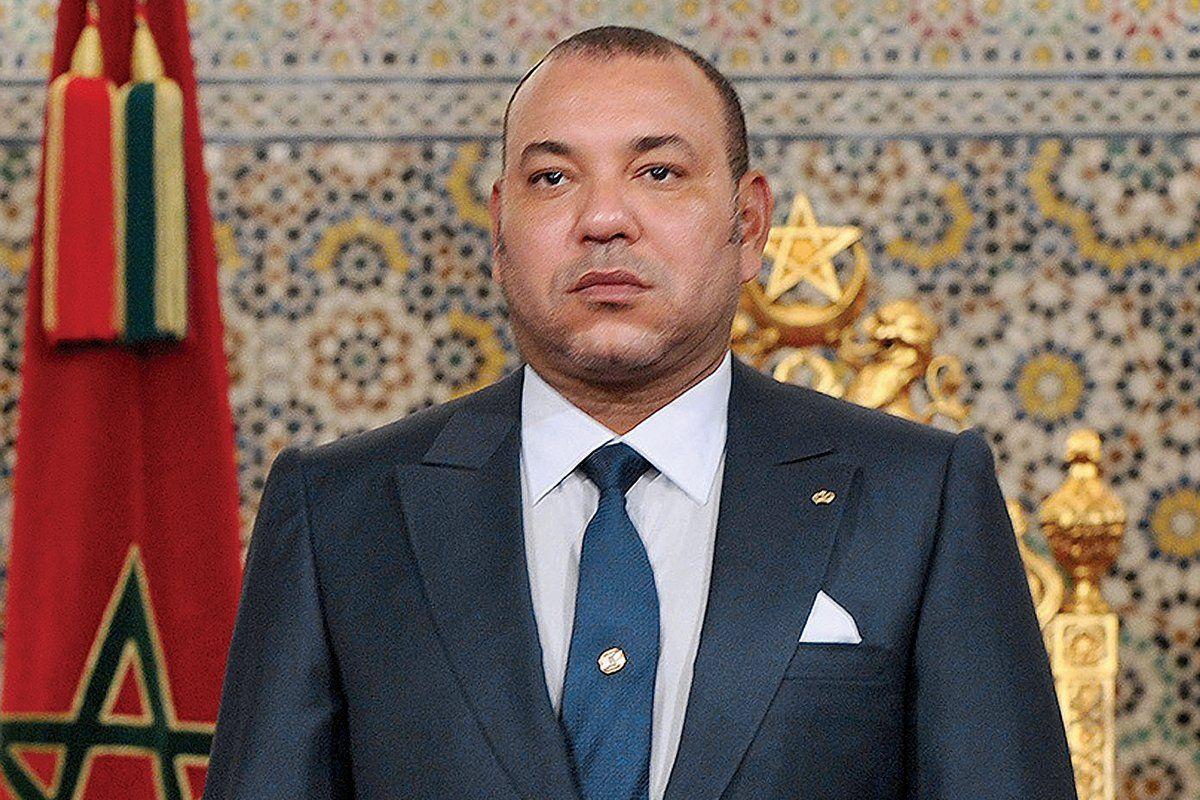 صورة حدث غير مسبوق.. ثلة من يهود المغرب يقفون بوجه الملك!