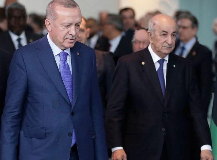 """صورة جزائر جديدة.. بوادر تحالف جزائري- تركي كبير.. وأردوغان يهاتف """"تبون"""""""