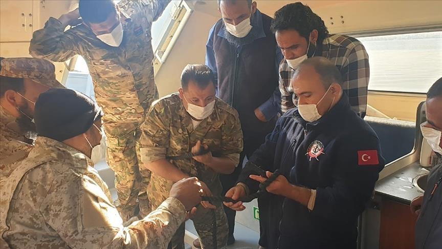 صورة تركيا تكشف الستار عن أول جيش عربي بحري