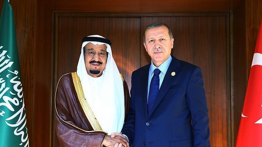 صورة خطوة سعودية ايجابية تجاه تركيا