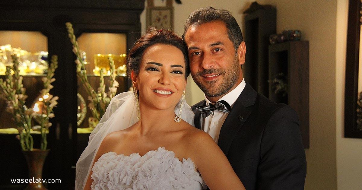 صورة عبد المنعم عمايري يطل برفقة أمل عرفة والجمهور يتساءل عن عودتهما!