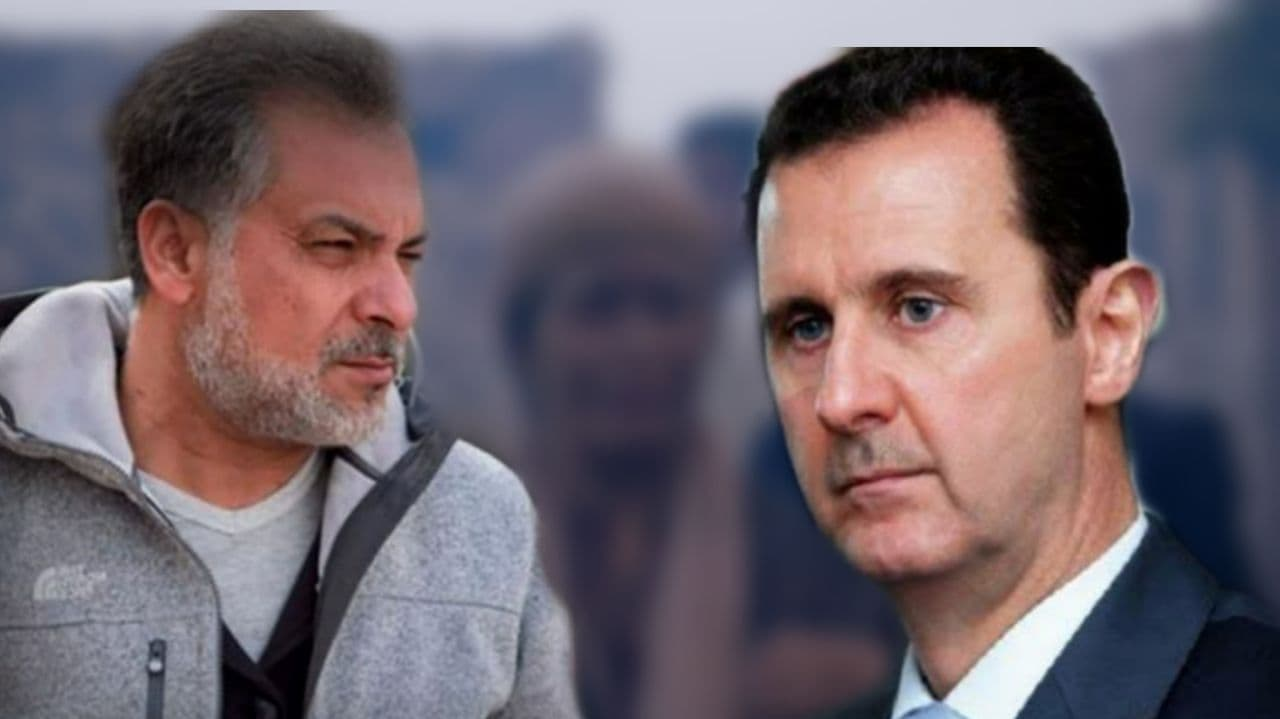 صورة أشد الانتـ.ـقام.. بشار الأسد ينتـ.ـقم من الفنان الكبير حاتم علي(فيديو)