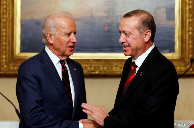 صورة ملامح تحالف أمريكي- تركي كبير.. وبايدن زار أنقرة 4 مرات