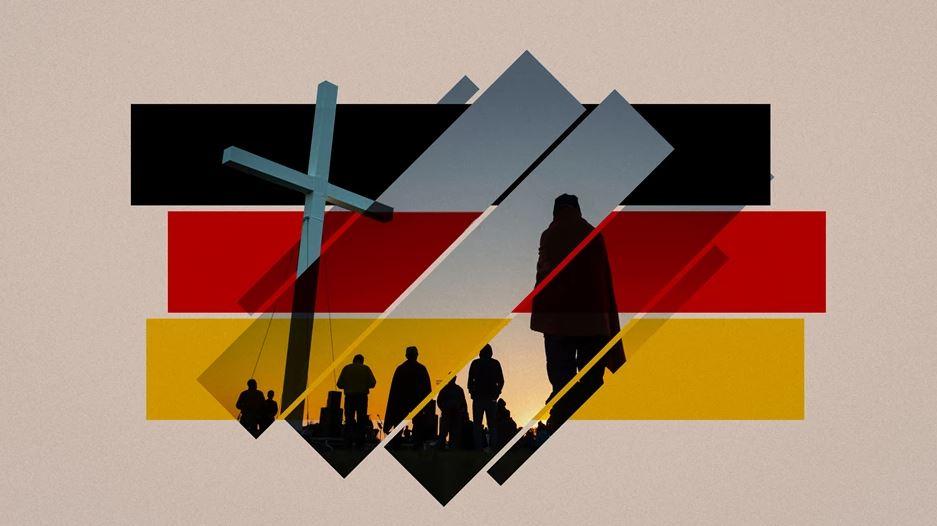 صورة تحول المسـ ـلمين للمسـ ـيحية في ألمانيا- دراسة مدهشة وأرقام صـ ـادمة
