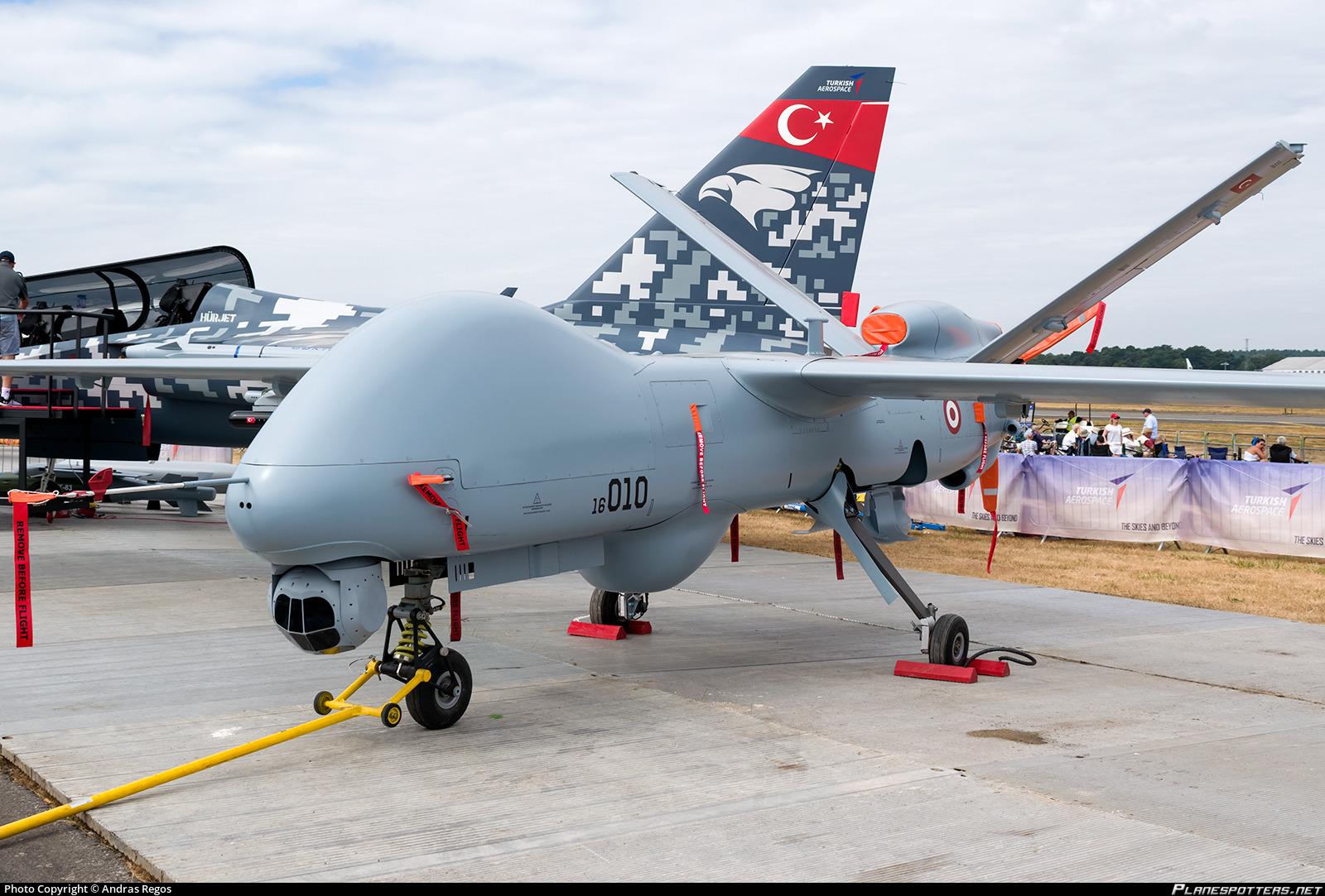 صورة لعلها الأخـ.ـطر.. مخـ.ـابرات دولية تتجس على الصناعات الدفاعية التركية.. وأنقرة تكشف مفاجأت