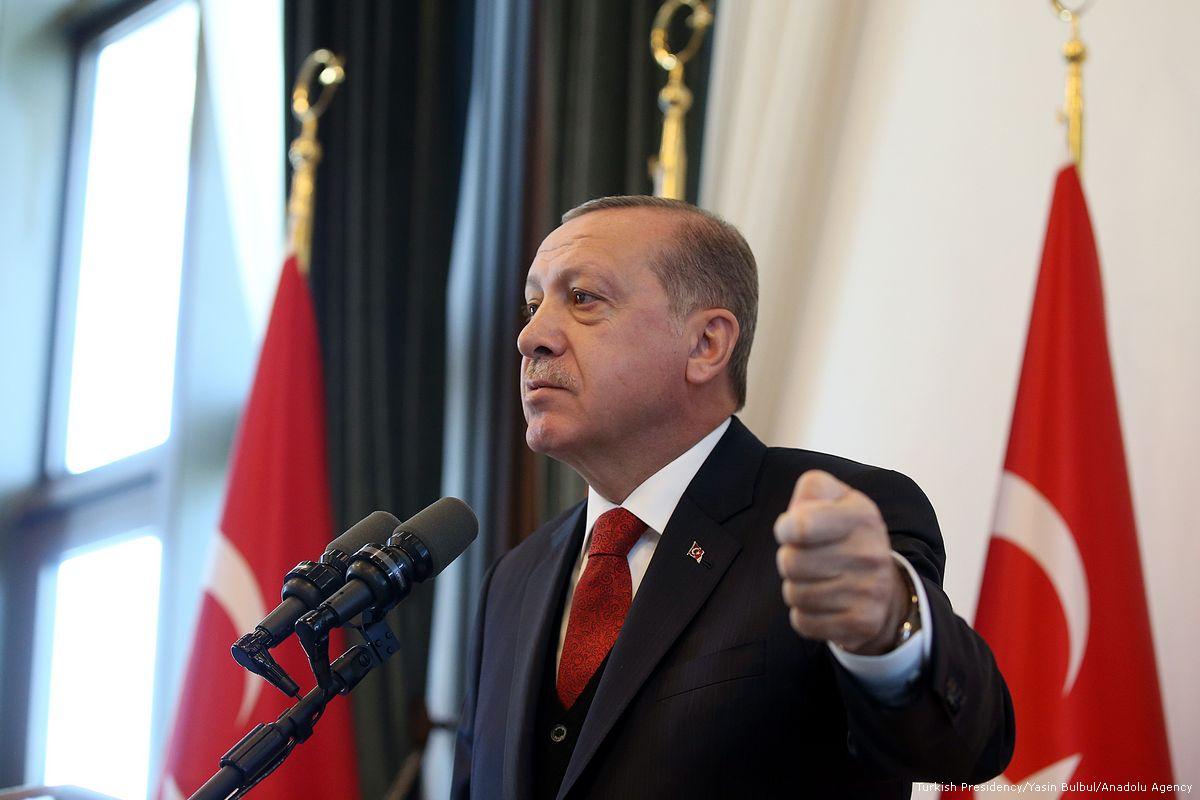 صورة أردوغان:خارطة طريق جديدة ستنقل تركيا إلى مستويات أعلى في السباق العالمي.