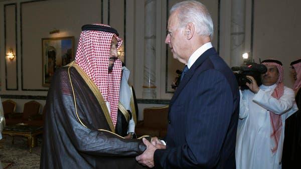 صورة في أول تحرك عربي له.. بايدن يتحالف مع السعودية ويتوعد إيران