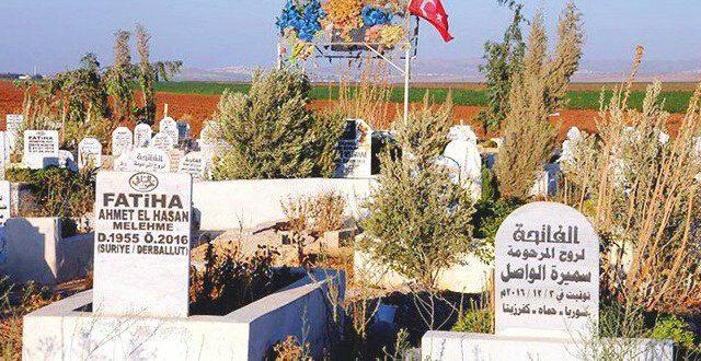 صورة بلدية تركية معارضة تمنع السوريين من دفن موتاهم والوالي يتدخل
