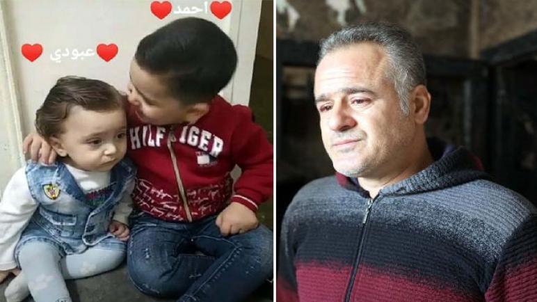 صورة الحزن يخيم على السوريين بعد احتـ .ـراق منزل في غازي عنتاب و وفـ .ـاة طفلين سوريين