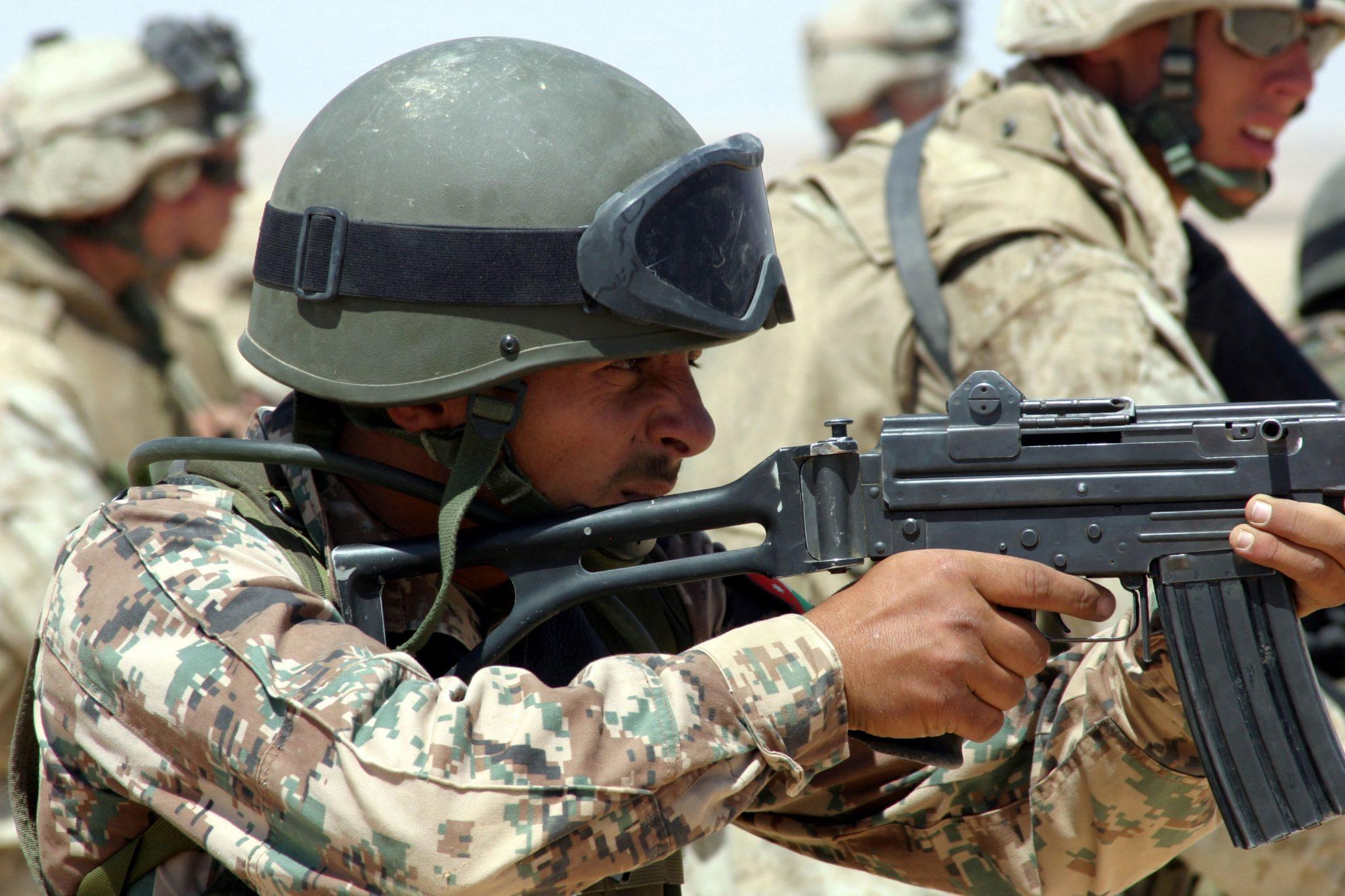 صورة أطاح بهم.. اشـ ـتباك كبير بين الجيش الأردني وحزب الله