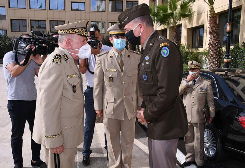 صورة الجيش الأمريكي: نريد عقد تحالف استراتيجي مع الجزائر.. وواشنطن ترسل وفدا عسكريا كبيرا