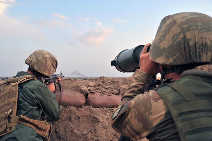 صورة لأول مرة في التاريخ الحديث.. الجيش التركي يدخل بغداد وهذا ما سيفعله