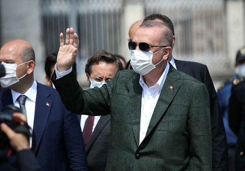 صورة بعد 27 عاما من النضال في سبيل ذلك.. أردوغان يحقق المعجزة- صور