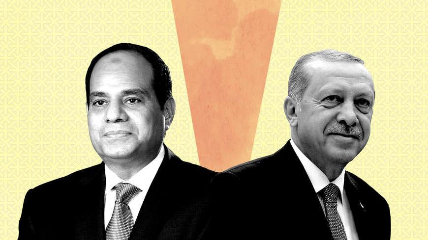 صورة اتصالات مصرية- تركية.. هل اقتربت المصالحة؟