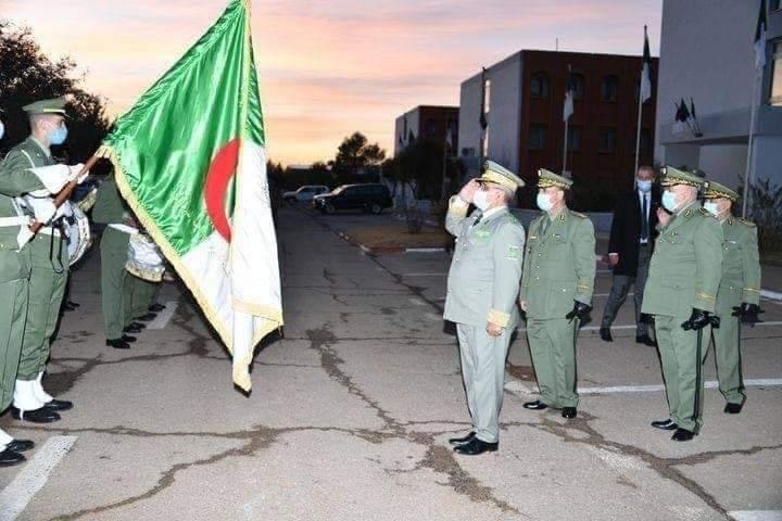 صورة إلى ماذا يسعى الجزائر؟.. ملامح تحالف عسكري بين الجيشين الجزائري والموريتاني- شاهد