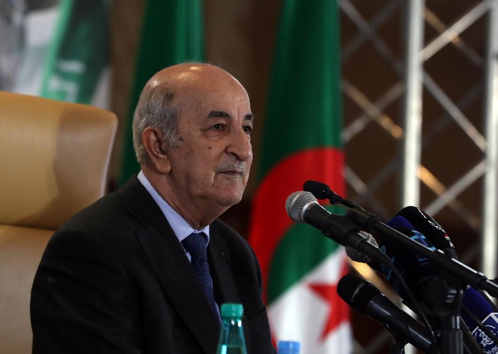 صورة الرئيس الجزائري يبدأ بالتحرك.. ماذا طلب؟