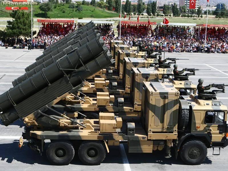صورة تفاجئ العالم مجددا.. تركيا: نحن أعتاب انتاج صواريخ بعيدة المدى تضاهي إس- 400