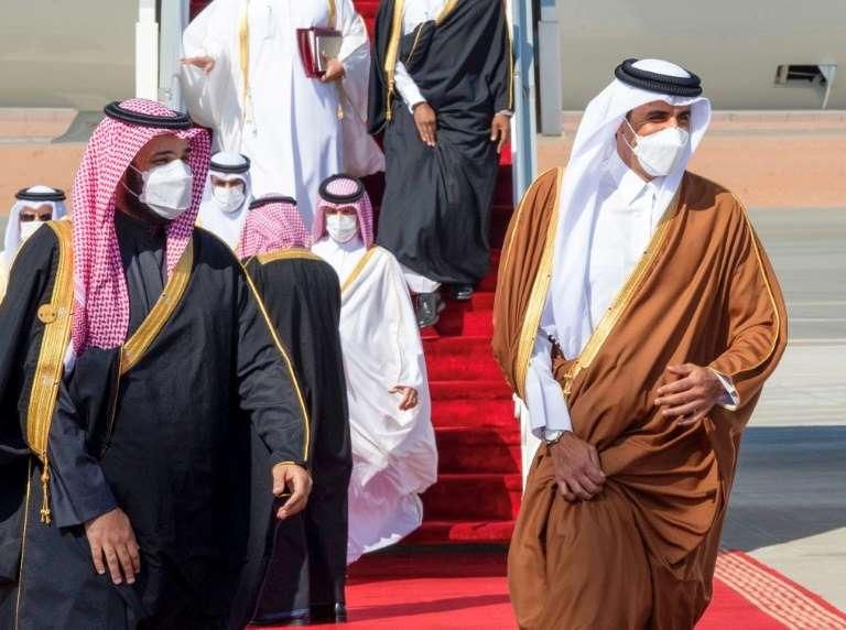 صورة أولى البشائر هلت.. الخليج العربي يتحد وأيام صعبة تنتظر إيران