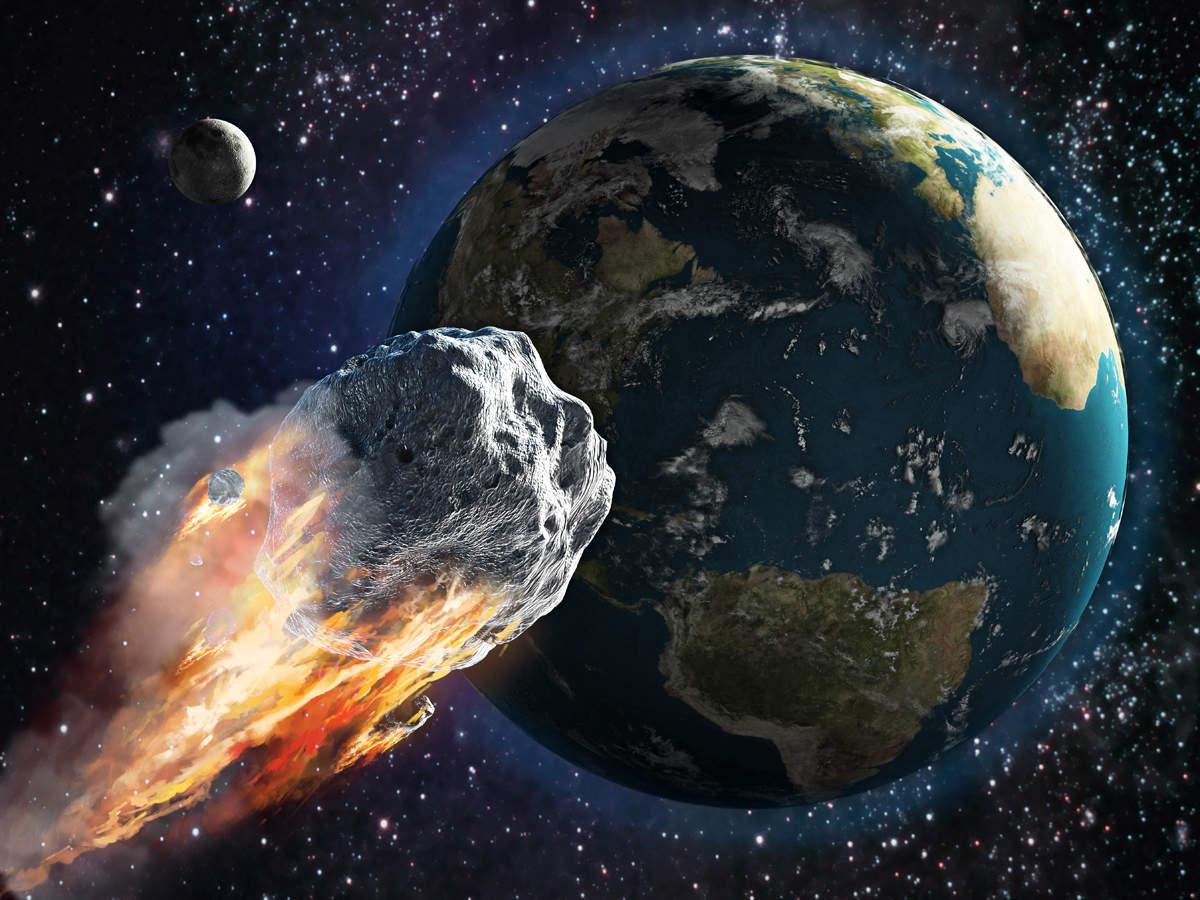 صورة عمره من عمر المجموعة الشمسية.. خبراء ينجحون بكشف خفايا نيزك ضرب الجزائر قبل 4 مليارات عام-صورة