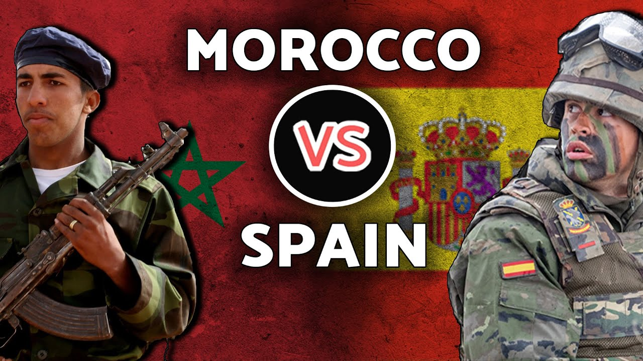 صورة لن تصدق أيهما الأقوى.. مقارنة بين الجيشين الإسباني والمغربي- فيديو