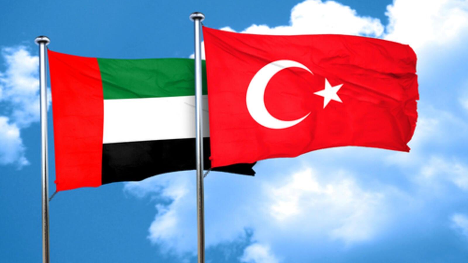 صورة لأول مرة.. الإمارات وتركيا تتبادلات الرسائل الايجابية- هل حان الوقت التغيير؟