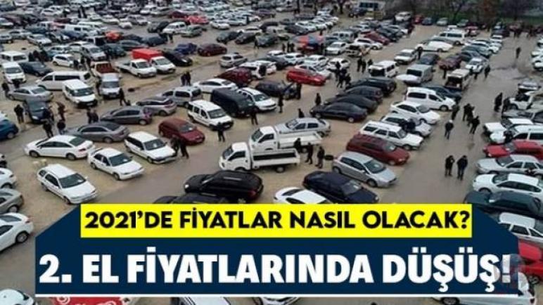 صورة انخفاض أسعار السيارات المستعملة في تركيا والسبب