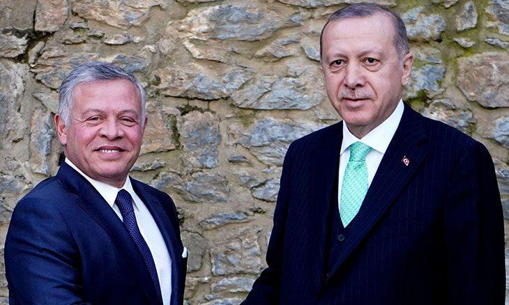 صورة بوادر تحــالف تركي- أردني سيغير وجــه المنطقة