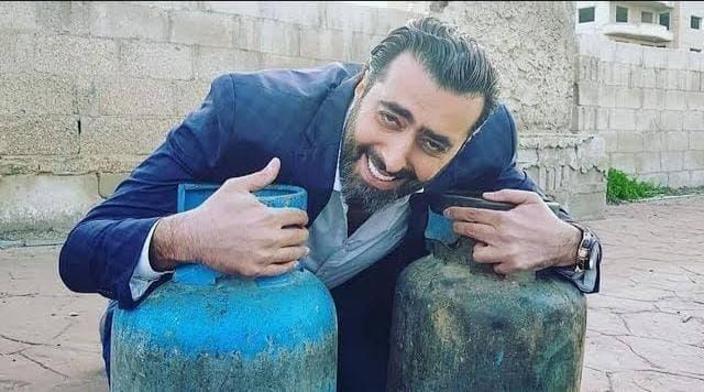 صورة باسم ياخور يحدث ضجة في الشارع السوري بعد كلام مخل وسط دمشق